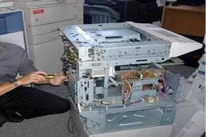 سرویس در محل دستگاه کپی