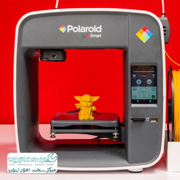 تغییر رنگ اشیاء پس از چاپ سه بعدی