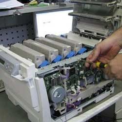 شارژ کارتریج تونر دستگاه کپی