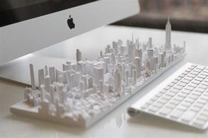 پرینتر سه بعدی در ساختمان سازی
