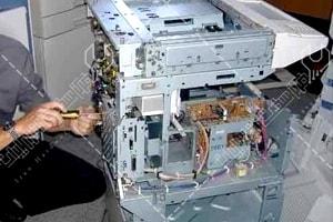 تعمیر دستگاه فتوکپی