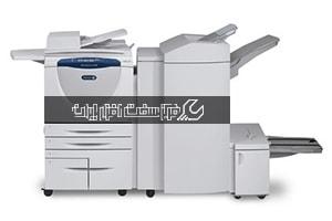 دستگاه کپی لیزری زیراکس مدلwc 5755
