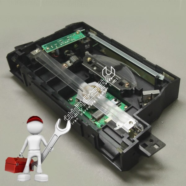 آموزش تمیز کردن واحدهای لیزر فتوکپی