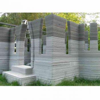 پرینتر سه بعدی ساختمان ساز