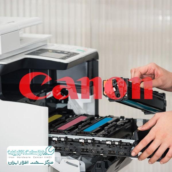 تعمیر دستگاه کپی کانن در محل