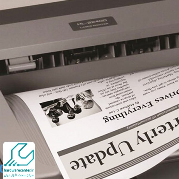 چاپ کتاب با پرینتر